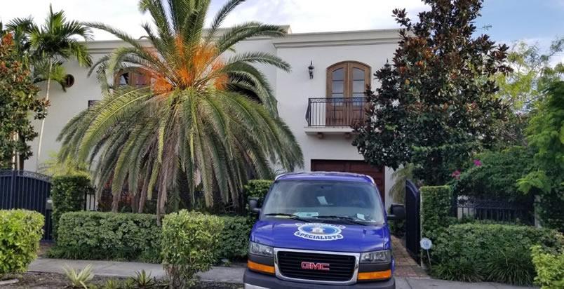 Riverdale water leaks detection and repair